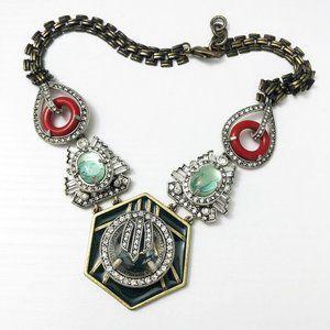 J. Crew x Lulu Frost Harvest Moon Necklace